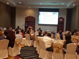 Cena Informativa del XXXI Congreso Centroamericano y el Caribe de Dermatología