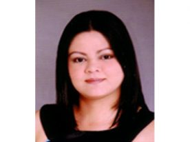 Dra.  Ana Mariella Monge Vásquez
