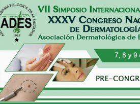 Pre-congreso y Talleres en El Congreso de Dermatologia 2016
