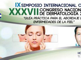 Afiche Congreso Dermatología 2018