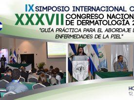 Imágenes del Congreso Dermatología 2018
